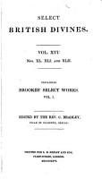 The select works of     Thomas Brooks PDF