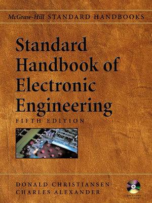 Standard Handbook of Electronic Engineering  5th Edition PDF