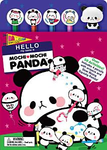 Hello My Name Is Mochi Mochi Panda