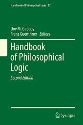 Handbook of Philosophical Logic: Volume 17