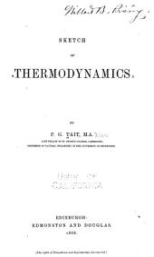 Sketch of Thermodynamics
