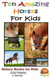 Ten Amazing Horses For Kids