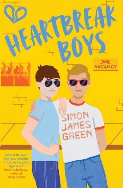 Download Heartbreak Boys Book
