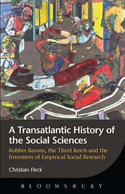 A Transatlantic History of the Social Sciences