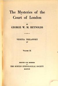 Venetia Trelawrey