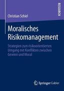 Moralisches Risikomanagement PDF