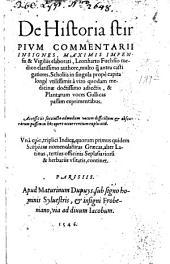 De historia stirpium commentarii insignes,: maximis impensis & vigiliis elaborati,