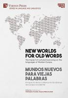 New worlds for old words   Mundos nuevos para viejas palabras PDF