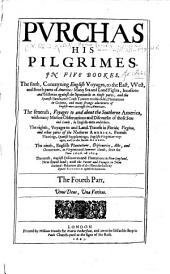 Purchas His Pilgrimes: In Five Bookes, Volume 4