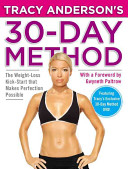 Tracy Anderson s 30 Day Method PDF