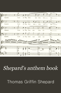 Shepard s Anthem Book
