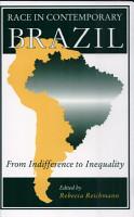 Race in Contemporary Brazil PDF