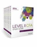 Wiley Study Guide for 2016 Level II CFA Exam