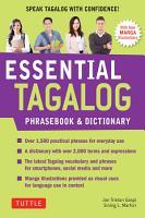 Essential Tagalog PDF