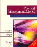 Practical Management Science Revised Book PDF
