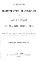Appleton s Illustrated Hand book of American Summer Resorts PDF