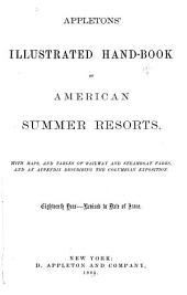 Appleton's Illustrated Hand-book of American Summer Resorts