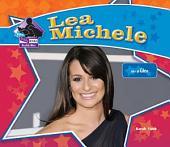 Lea Michele: Star of Glee