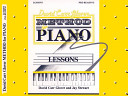 David Carr Glover Method for Piano Lessons: Pre-Reading