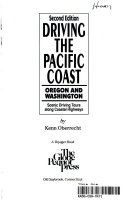 Driving the Pacific Coast PDF