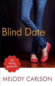 The Dating Games #2: Blind Date (The Dating Games Book #2) Book