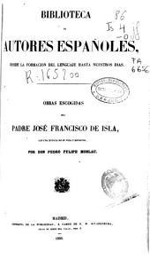Obras escogidas del padre José Francisco de Isla, 15