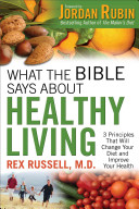 What the Bible Says About Healthy Living PDF