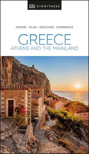 DK Eyewitness Greece  Athens and the Mainland