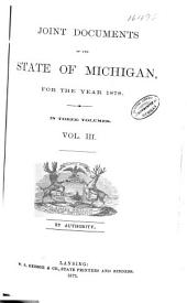 Joint Documents ... for the Year ...: Part 3