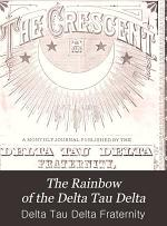 The Rainbow of the Delta Tau Delta