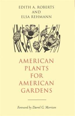 American Plants for American Gardens PDF