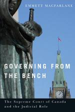 Governing from the Bench