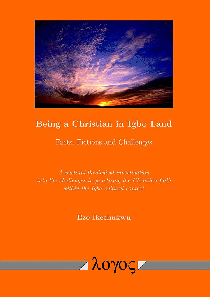 Being a Christian in Igbo Land