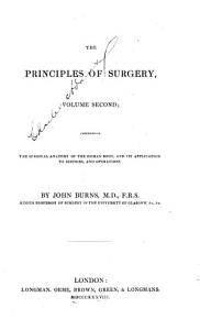 The surgical anatomy of the human body  and its application to injuries  and operations