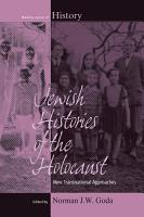 Jewish Histories of the Holocaust PDF