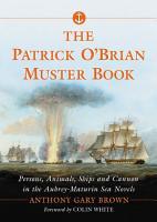 The Patrick O      Brian Muster Book PDF