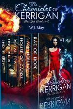 The Chronicles of Kerrigan Box Set Books #1-6
