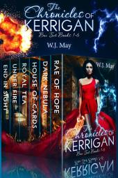 The Chronicles of Kerrigan Box Set Books #1-6: Paranormal, Fantasy Tattoo Romance Series