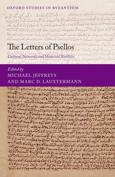 The Letters of Psellos Pdf Book