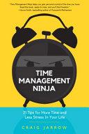 Time Management Ninja