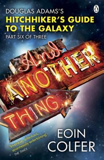 And Another Thing     Book
