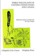 Edible Wild Plants of Eastern United States and Canada PDF