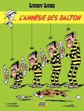 Lucky Luke - tome 29 – L'Amnésie des Dalton