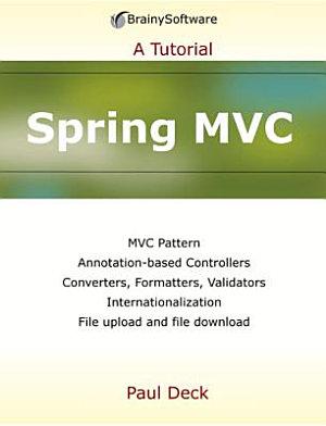 Spring MVC  A Tutorial PDF