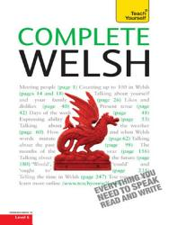 Complete Welsh Beginner To Intermediate Book And Audio Course Book PDF
