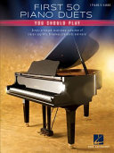 First 50 Piano Duets You Should Play PDF