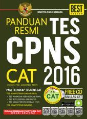 Panduan Resmi Tes CPNS CAT 2016: Ribuan kombinasi paket soal CAT sesuat aslinya!