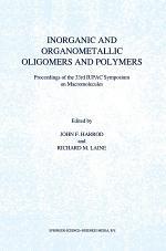 Inorganic and Organometallic Oligomers and Polymers