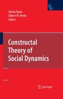Constructal Theory of Social Dynamics PDF