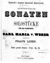 Erste grosse Sonate, op. 24